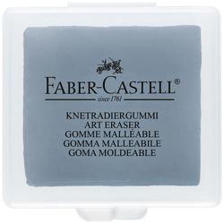 מחק פחם אפור פאבר קסטל Faber Castell