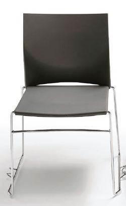 כסא משרדי אורח WEB פלסטיק למשרד