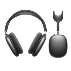 אוזניות אלחוטיות Apple Airpods Max Space Gray אפל MGYH3ZM/A