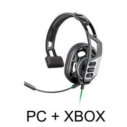 אוזניות ומקרופון Plantronics RIG-100HX