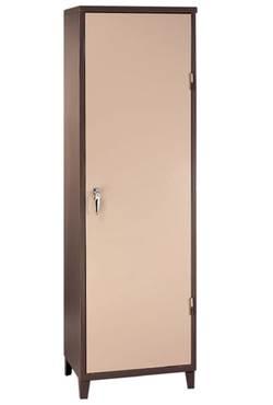 ארון מתכת דלת אחת גבוה