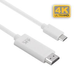 כבל מסך איכותי TYPE-C ל HDMI