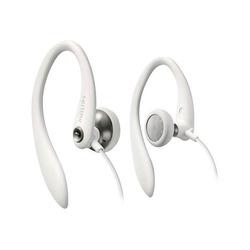אוזניות חוטיות Philips SHS3300 פיליפס לבן