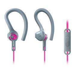 אוזניות חוטיות Philips SHQ1555 פיליפס ורוד