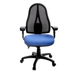 כסא עובד ICON NET למשרד