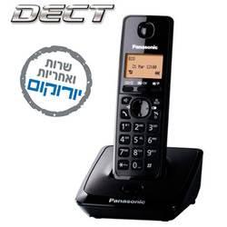 טלפון אלחוטי KX-TG2711 DECT PANASONIC