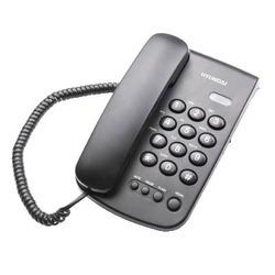 טלפון שולחני יונדאי HDT-2400B שחור