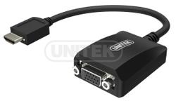 ���� HDMI � VGA ���� ���� ����� UNITEK