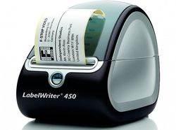 מדפסת מדבקות DYMO LabelWriter 450