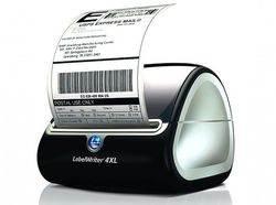 מדפסת מדבקות נייר גדולות במיוחד - DYMO LabelWriter 4XL