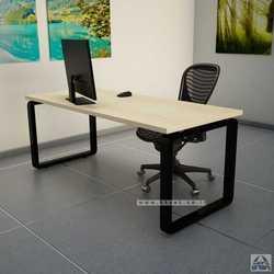שולחן כתיבה עץ דגם רונדו