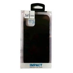 כיסוי לאייפון 12/12 PRO שחור 6.1 SOL IMPACT