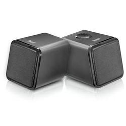 רמקולים למחשב DIVOOM IRIS 02 שחור