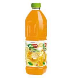 משקה קל תפוזים פריגת 1.5 ליטר