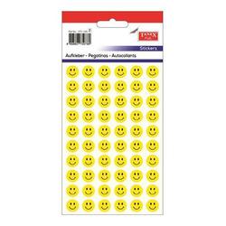מדבקות חייכנים צהובים STC124