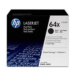 טונר לייזר HP CC364X ל-24000 דף
