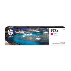 ראש דיו HP 973X מקורי אדום 7000 דף