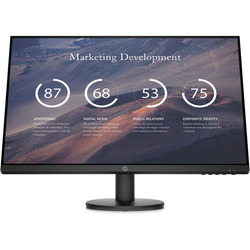 מסך מחשב 27 אינטש HP MONITOR 9TT20AA#ABT Full HD
