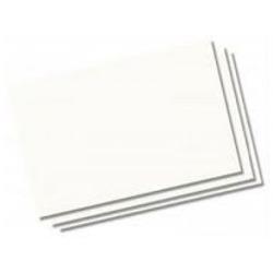 לוח מוקצף לבן 5 מ'מ 10 י'ח A4