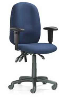 כסא משרדי בתא C3 ידיות מתכונות למשרד