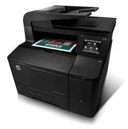 HP LJ Pro 200 color MFP M276nw