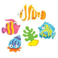 חיתוכי סול דגי ים דביק 3D
