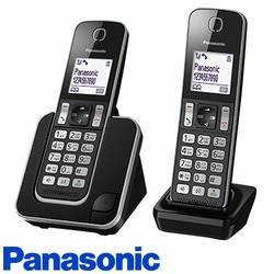 טלפון אלחוטי KX-TGD312 DECT PANASONIC
