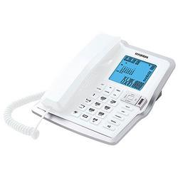 טלפון שולחני יונדאי לבן HDT-2700WS