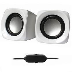 רמקולים USB דגם SIGMA ICON 100 לבן