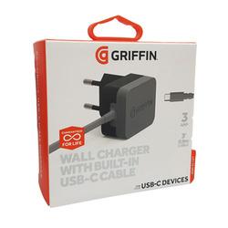 מטען חשמל GRIFFIN TYPE-C 3A