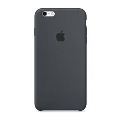 מגן כיסוי סיליקון iPhone 6 שחור