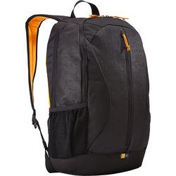 תיק גב שחור-כתום מדגם case logic IBIRA