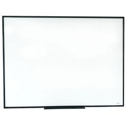 לוח זכוכית מחיק מגנטי מעוצב עם מסגרת זכוכית שחורה בתליה נסתרת Bclear