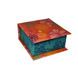 פנקס ממו בלוק בקופסא סטפאני