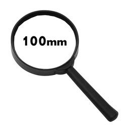 זכוכית מגדלת 100 מ'מ