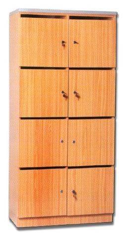 ארון משרדים תאים 8 לוקרים