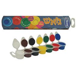 סט צבעי גואש אומגה 7 צבעים
