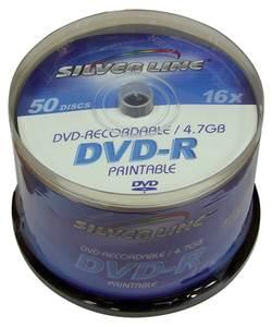 די.וי.די להדפסה SilverLine Cake50