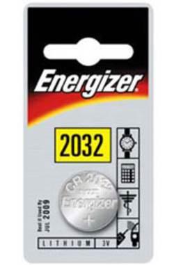 סוללת אנרגיזר CR-2032 כפתור