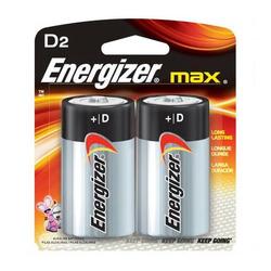 סוללת אנרגיזר D 1.5V חבית זוג