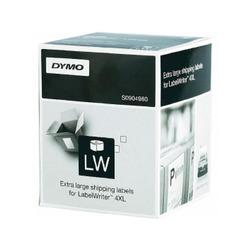 מדבקת נייר: 159X104 מ'מ לDYMO 4XL