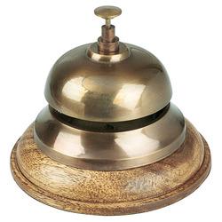 פעמון נחשות על בסיס עץ ZA-4214
