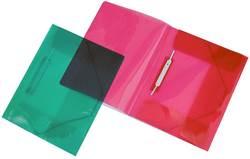 תיק מעטפה גומי A4 צבעוני