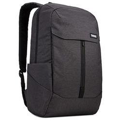תיק גב שחור דגם LITHOS למחשב נייד 15.6' THULE
