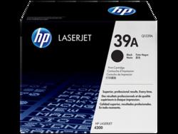 טונר לייזר HP Q1339A