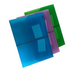 תיק הרמוניקה פלסטיק A4 1-12 גומיה קמפוס