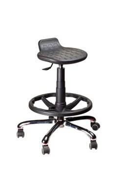 כסא מעבדה PU למשרד