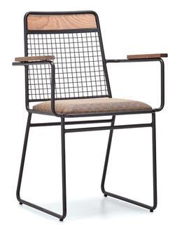 כסא מונה חצי רשת