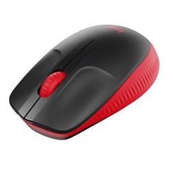 עכבר אלחוטי Logitech M190  אדום