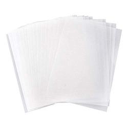 גליון נייר שקוף לשרטוט 90/92 גרם